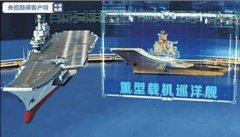 中国双航母时代